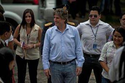 Tras otro revés judicial, Amado Boudou reemplaza a Cristina Kirchner en México