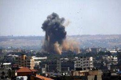 Nuevos bombardeos de Israel sobre la Franja de Gaza