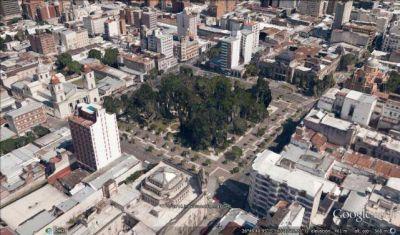 Google Earth ya muestra a Tucumán en 3D