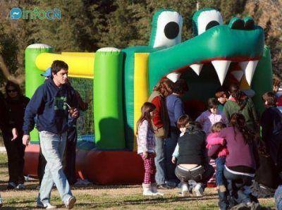 Fiesta del Día del Niño en el Parque de la Salud