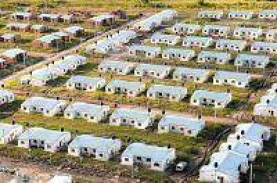 Lanzan un plan de viviendas sociales con una inversión de $ 45 mil millones