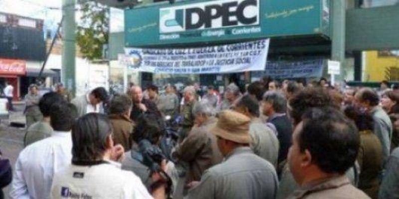 Montiel buscará retomar las negociaciones y pedirá reunión con el interventor de la DPEC