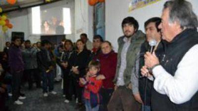 Inauguraron sede del F3P en Valle Viejo