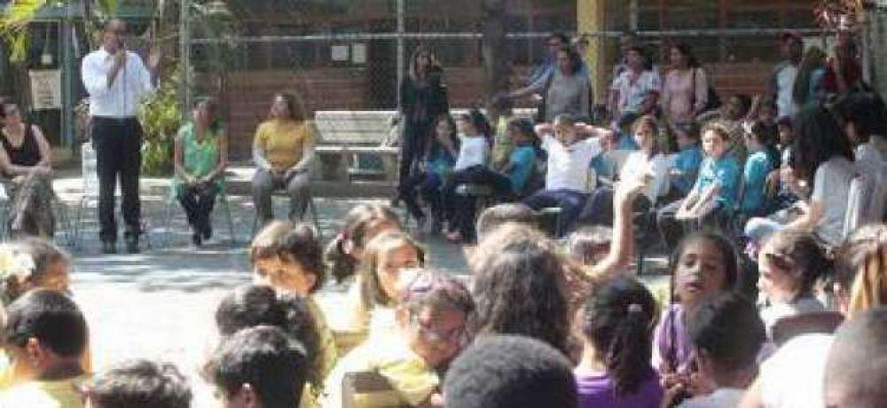 El martes se hará en Nueva pompeya el Foro Para la calidad Educativa