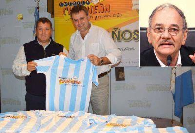 El gobierno de Chaco gastó $ 9 millones en más de 50 mil camisetas argentinas
