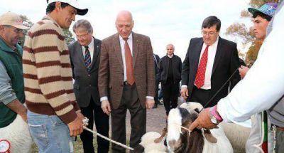 Bonfatti inauguró la Expo Rural de Reconquista