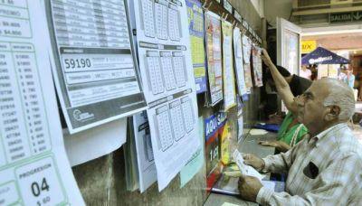 Un apostador de C�rdoba gan� pozo de 33 millones de pesos