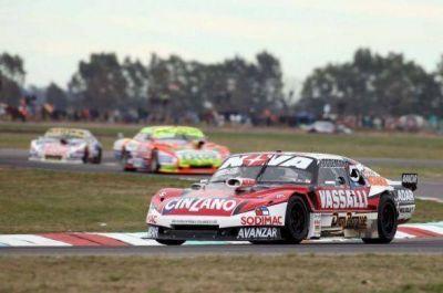 Rossi termin� segundo en Olavarr�a y lidera la Etapa Regular