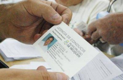 Licencias de conducir: Subió un 100% el número de aspirantes rechazados