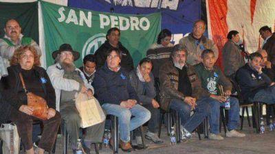 Agliano asumió como titular de la CTA Tucumán