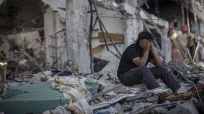 Israel y Ham�s aceptaron oficialmente un nuevo alto al fuego de 72 horas