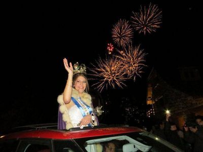 Lilén Rebay es la nueva Reina Nacional de la Nieve
