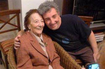 El nieto de Estela de Carlotto conoció a su abuela Tenchi, de 91 años