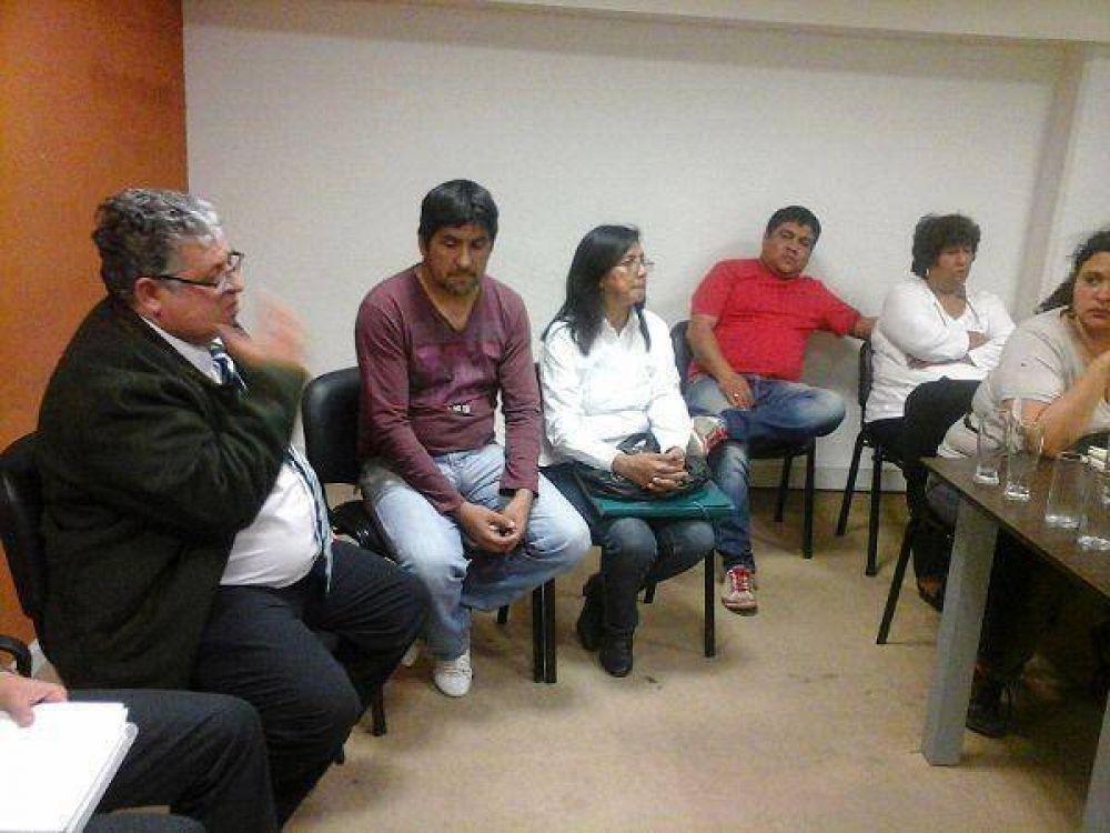 Frente Estatal – esperan novedades salariales en alerta y movilización