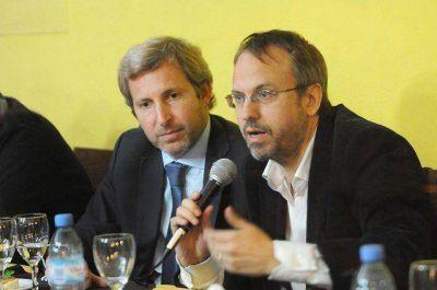 Diego Valenzuela se reunió con comerciantes y empresarios de Tres de Febrero