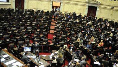Dos cordobeses, entre los más faltadores en el Congreso de la Nación