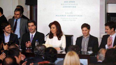 Kicillof espera la aprobación de la Presidente para participar de un acto contra los holdouts