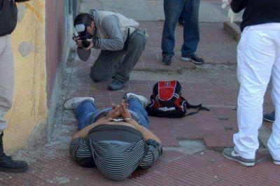 Dictaron prisión preventiva al joven que asaltó una financiera en Pico