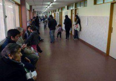 Los agentes de la salud retoman el paro por 48 horas