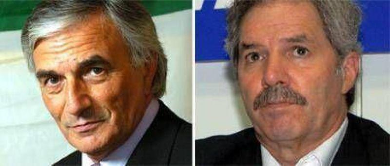 "Claudio Zin llamó ""idiota"" a Felipe Solá"