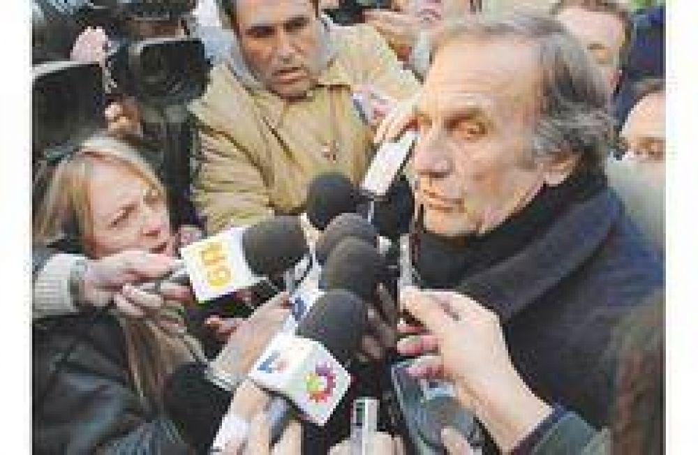 Nuevo desplante a Scioli en el PJ: Reutemann rechazó sumarse