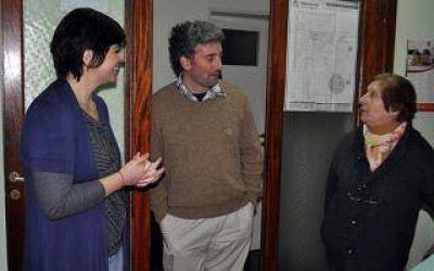 Tras conocer a su abuela paterna, Ignacio Hurban regresó a Olavarría