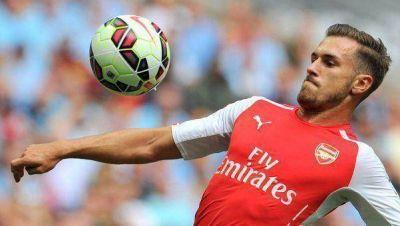 Tremendo mufa: otro gol de Ramsey y una nueva muerte