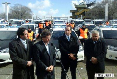 Mar del Plata: se sumaron 100 patrulleros al Comando de Prevención Comunitaria