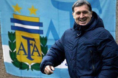 Confirmado: el Tata Martino es el nuevo DT de la Selecci�n argentina