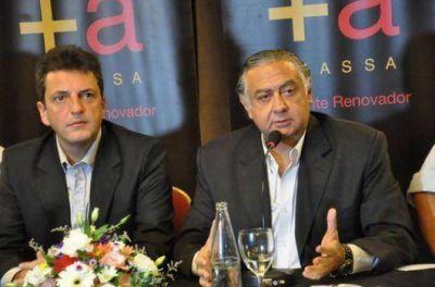 Massa vendrá para el homenaje a San Martín