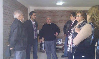 La IGPJ capacitó y asesoró a centros vecinales y clubes de Icaño y Recreo