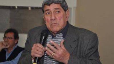 """Amado Quintar: """"Con Alejandro Páez nos toleramos"""""""