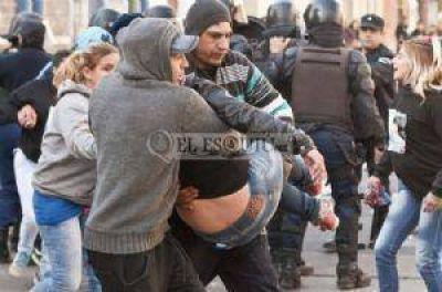 Incidentes en el primer d�a del juicio por Centeno