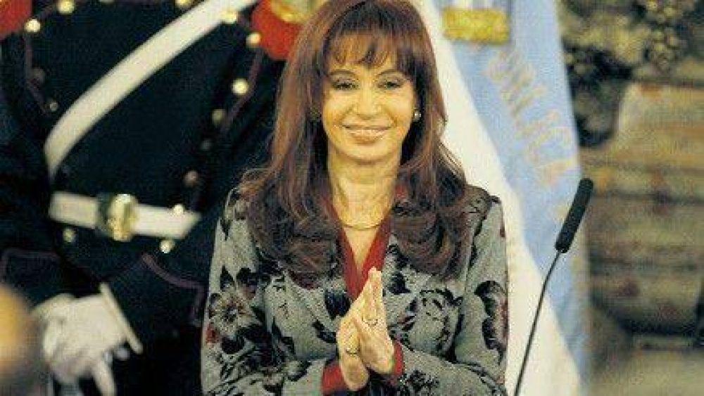 Cristina busca evitar un éxodo legislativo
