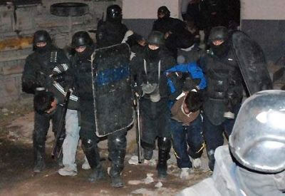 Impresionante operativo policial en La Banda desbarata asalto