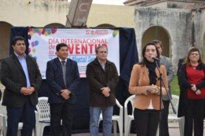 Celebración del Día Internacional de la Juventud en La Banda