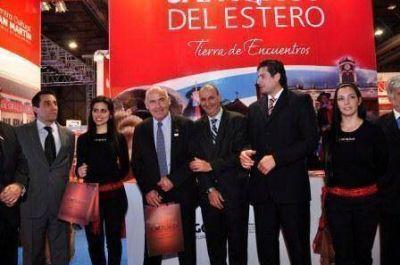 Con destacada presencia santiagueña, el ministro Meyer inauguró Expoeventos