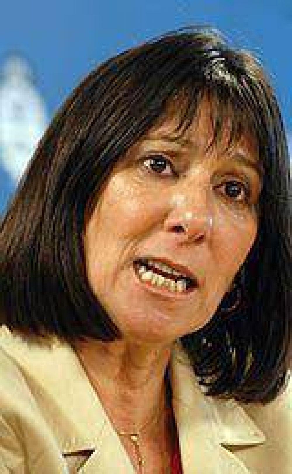 Piden elevar a juicio oral la causa contra Felisa Miceli