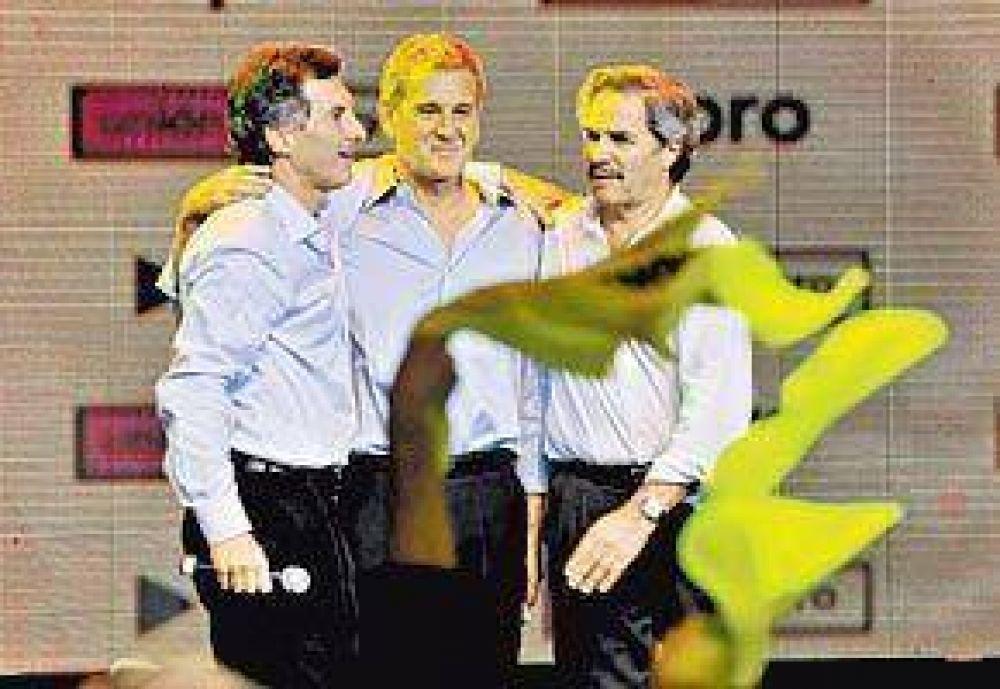 De Narváez quiere a Macri para 2011, pero también piensa en Reutemann y Solá