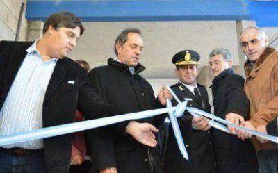 Firmaron adhesión a la Policía Local con Pinamar, el Partido de la Costa, Villa Gesell y La Matanza