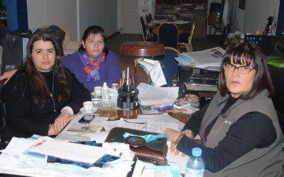 Trabajadores de las Clínicas Belgrano y Mitre reclaman por el pago del aguinaldo y el salario del mes de julio