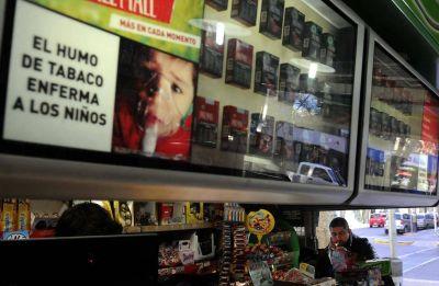 M�s de la mitad de los quioscos transgrede la ley de control del tabaco
