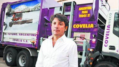 Covelia deja de ser la favorita de intendentes K y pierde contratos