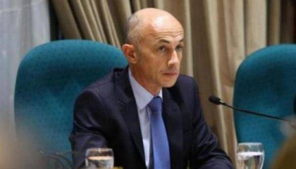 Cotillo cuestionó a los gobernadores que se oponen a la nueva Ley de Hidrocarburos