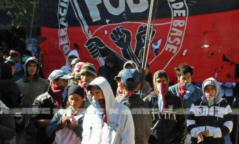 La multisectorial se movilizó y reclamó respuestas del gobierno