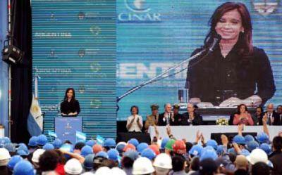 Cristina Fernández hará mañana importantes anuncios en teleconferencia con Mta. Belén