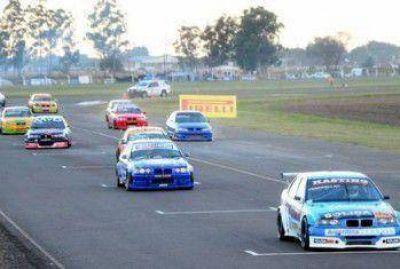 Acondicionan el autódromo para el Súper TC2000