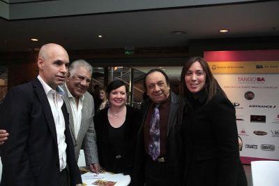 La Ciudad se viste de fiesta con el Festival y el Mundial de Tango
