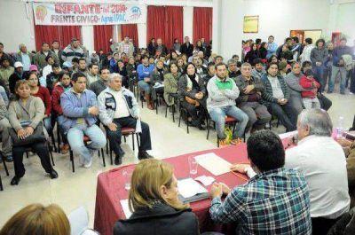 La Federación de Cooperativas acompaña al Intendente Infante en su candidatura