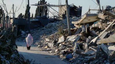 Explota por accidente un misil israel� en un campo de refugiados en Gaza: seis muertos